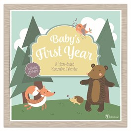 Babys-First-year-Woodland-Nondated-Calendar-1