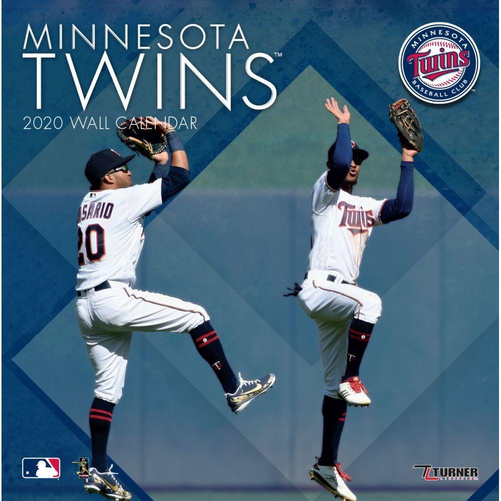 Minnesota Twins 2021 Wall Calendar