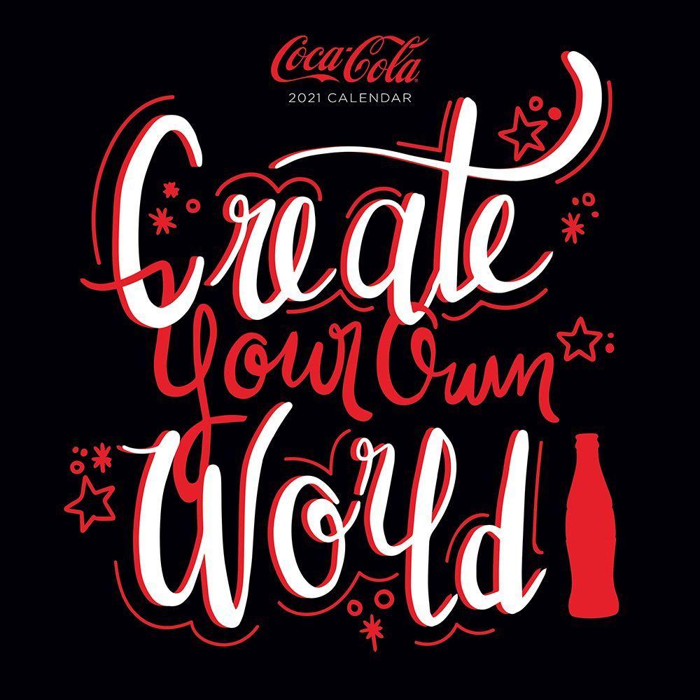2021 Coca-Cola Vintage Wall Calendar