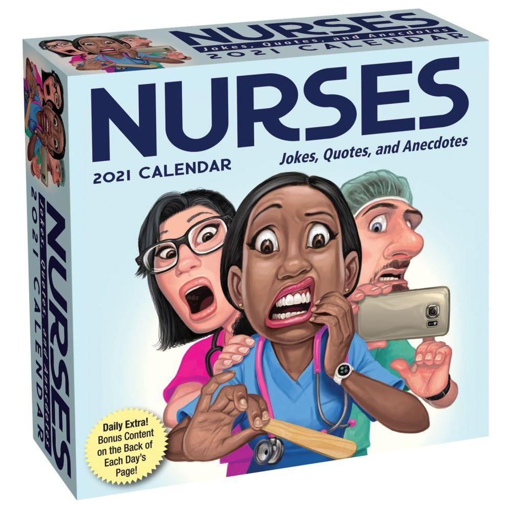 Nurses Desk Calendar