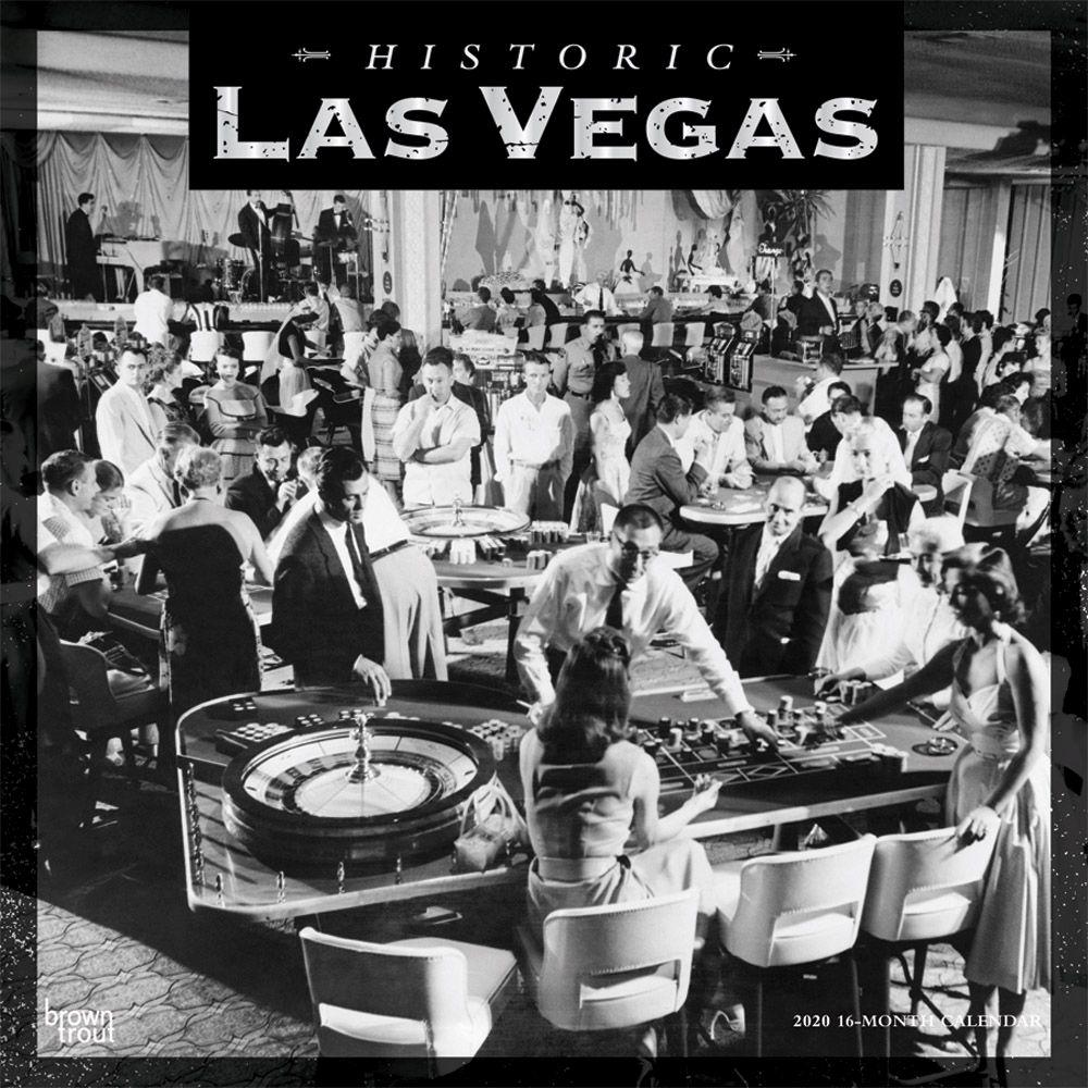 Calendar | Vegas | Wall | Las