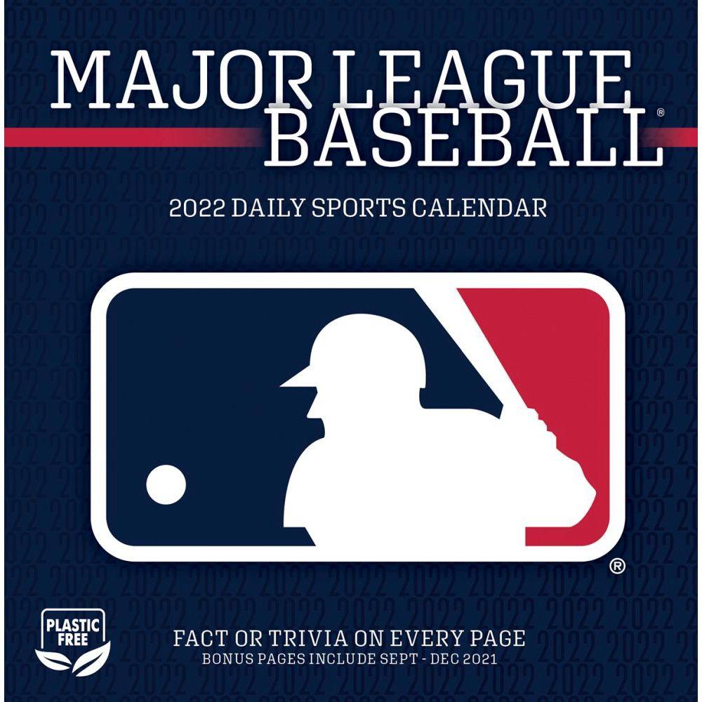 MLB All Team 2022 Desk Calendar