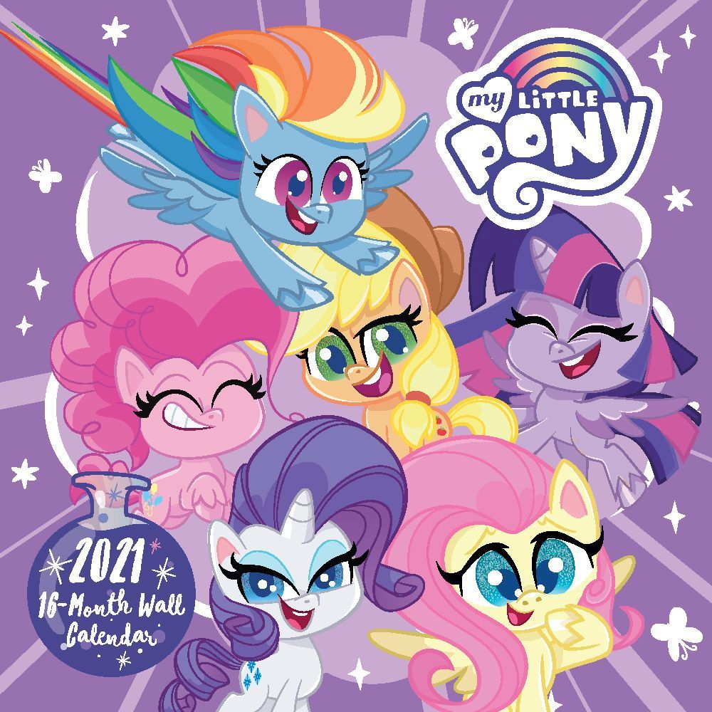 My Little Pony 2021 Wall Calenda