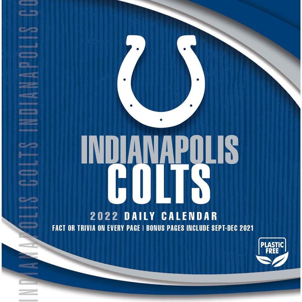 Indianapolis Colts 2022 Desk Calendar