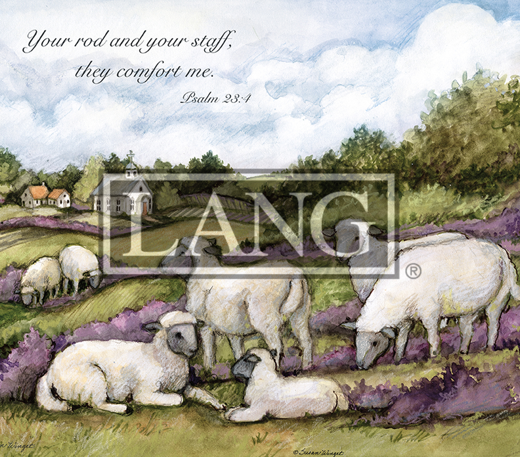 Lord Is My Shepherd 2020 Desktop Wallpaper