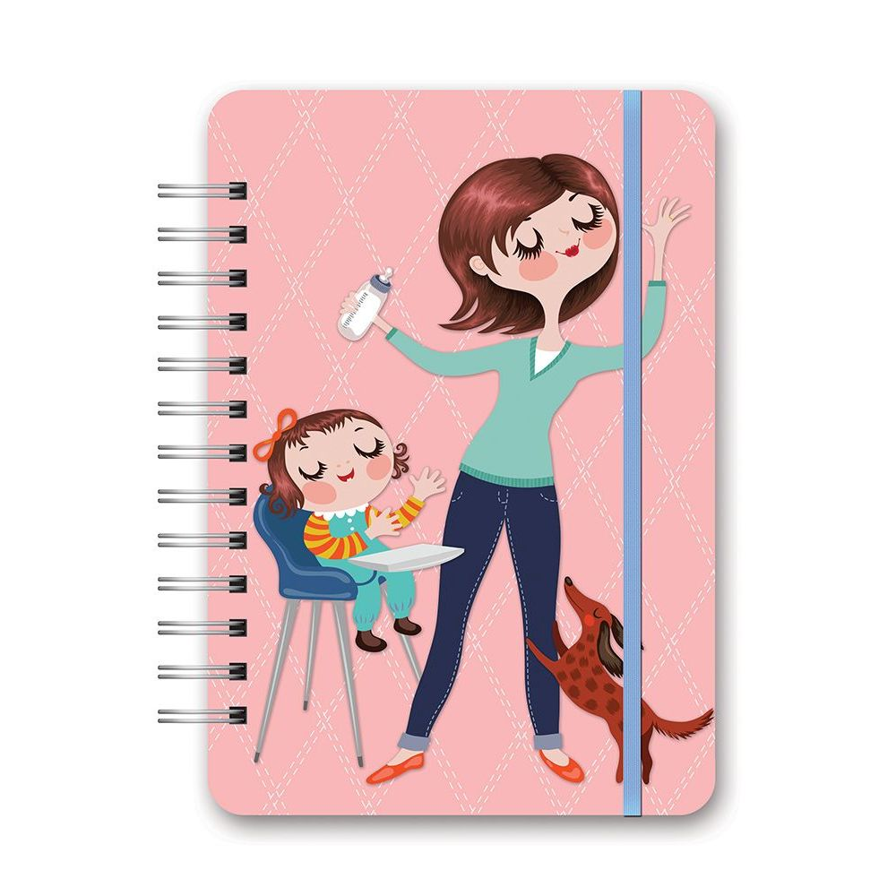 Do It All Mom 2021 Planner