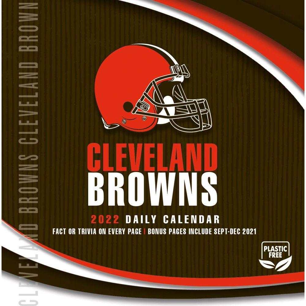 Cleveland Browns 2022 Desk Calendar