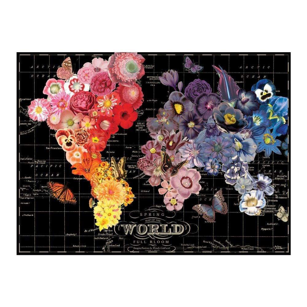Best Wendy Gold Full Bloom 1000pc Puzzle You Can Buy