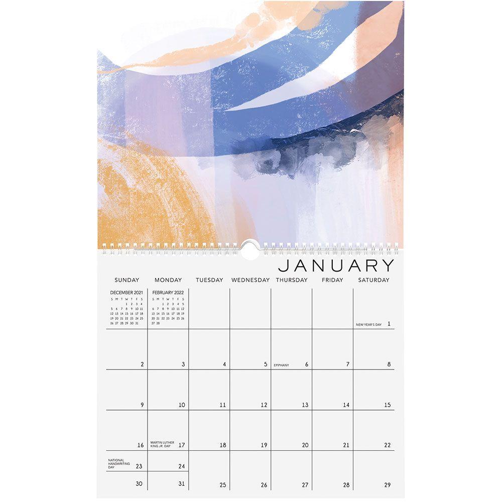 Artist 2022 Wall Calendar