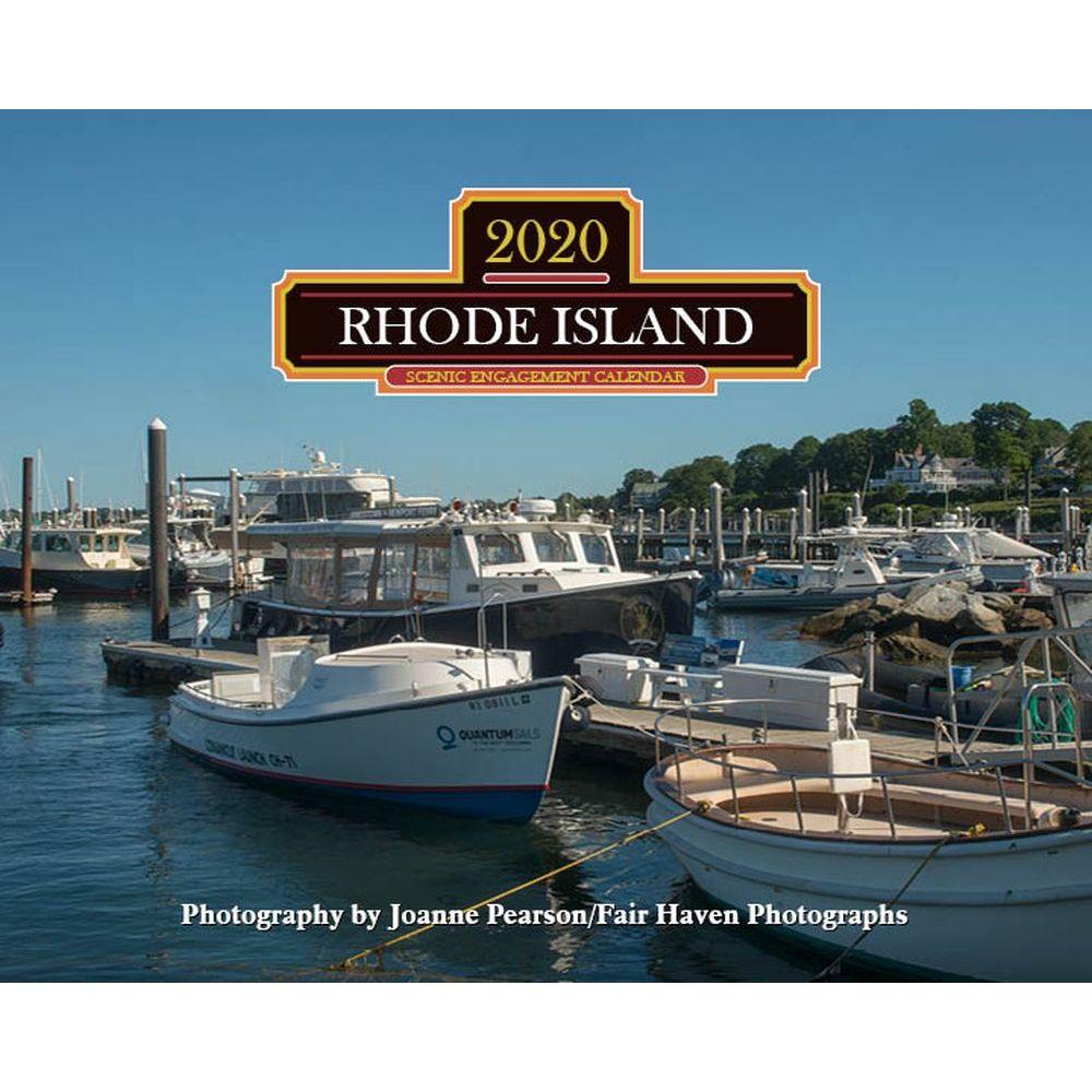 Rhode Island 2021 Wall Calendar