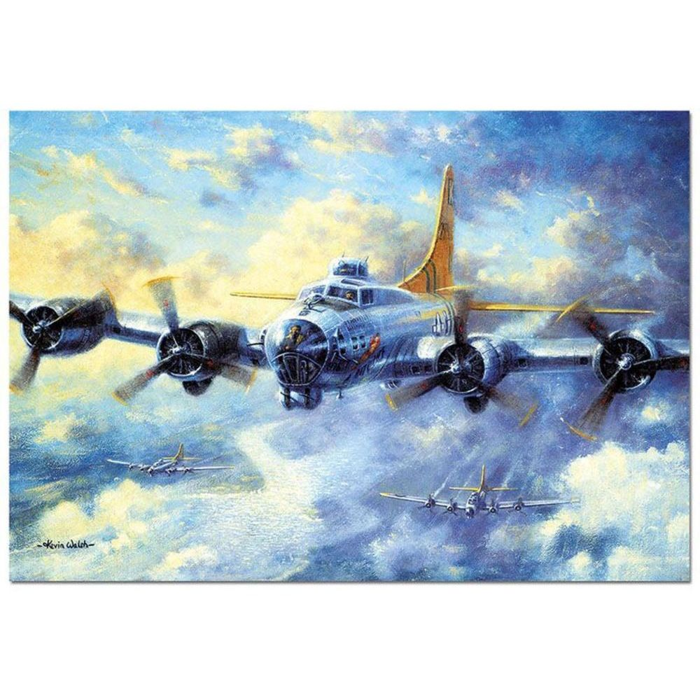 Best B17 Flying Fortress 1000pc Puzzle You Can Buy