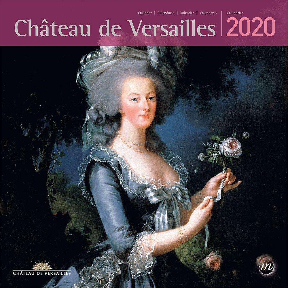 Versailles 2021 Wall Calendar