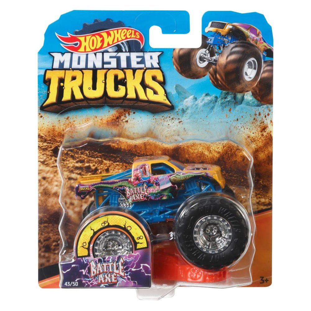 Hot-Wheels-Monster-Truck-1:64-1