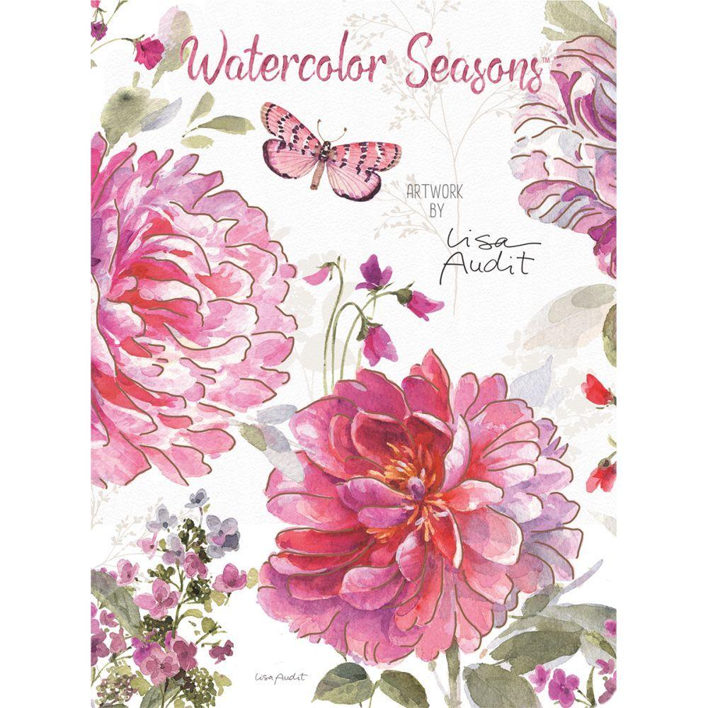 Watercolor Seasons 2022 Day Planner