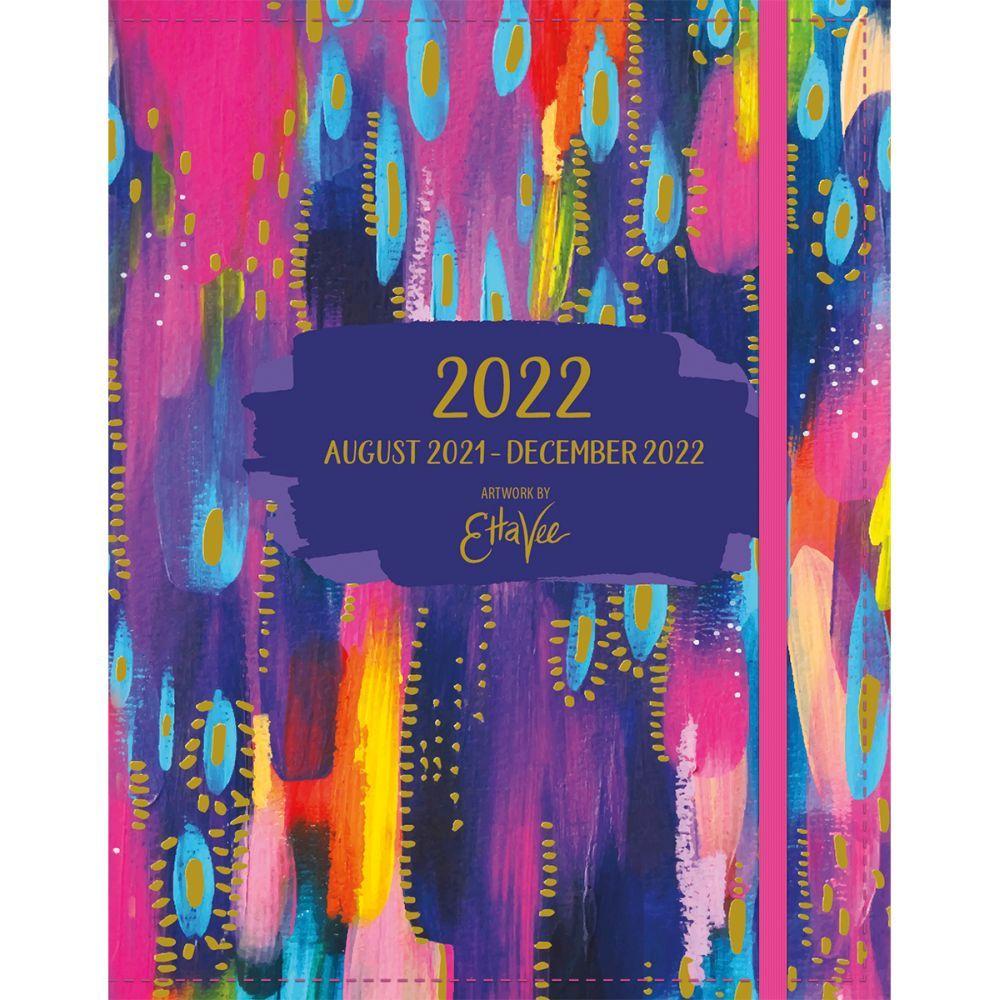 Ettavee 2022 Monthly Planner