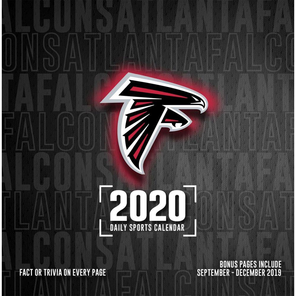 Atlanta Falcons 2021 Desk Calendar