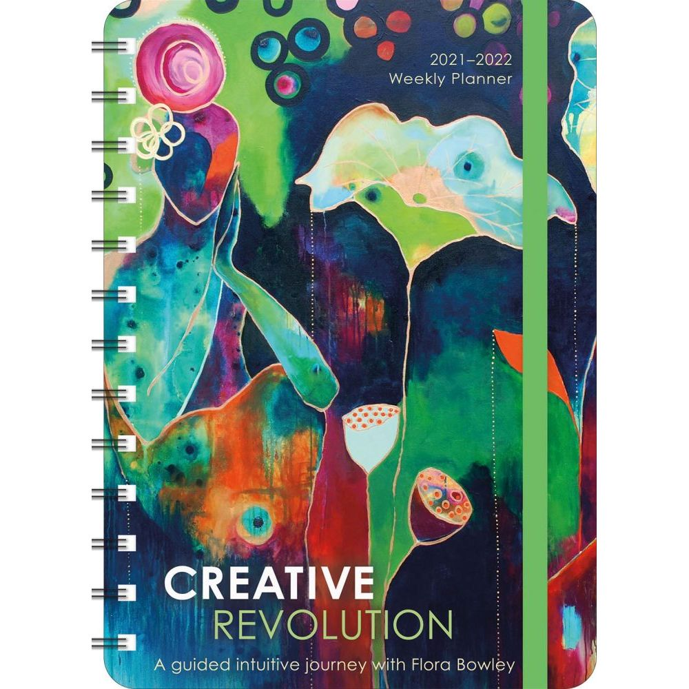 Creative Revolution On-the-Go 2022 Weekly Planner