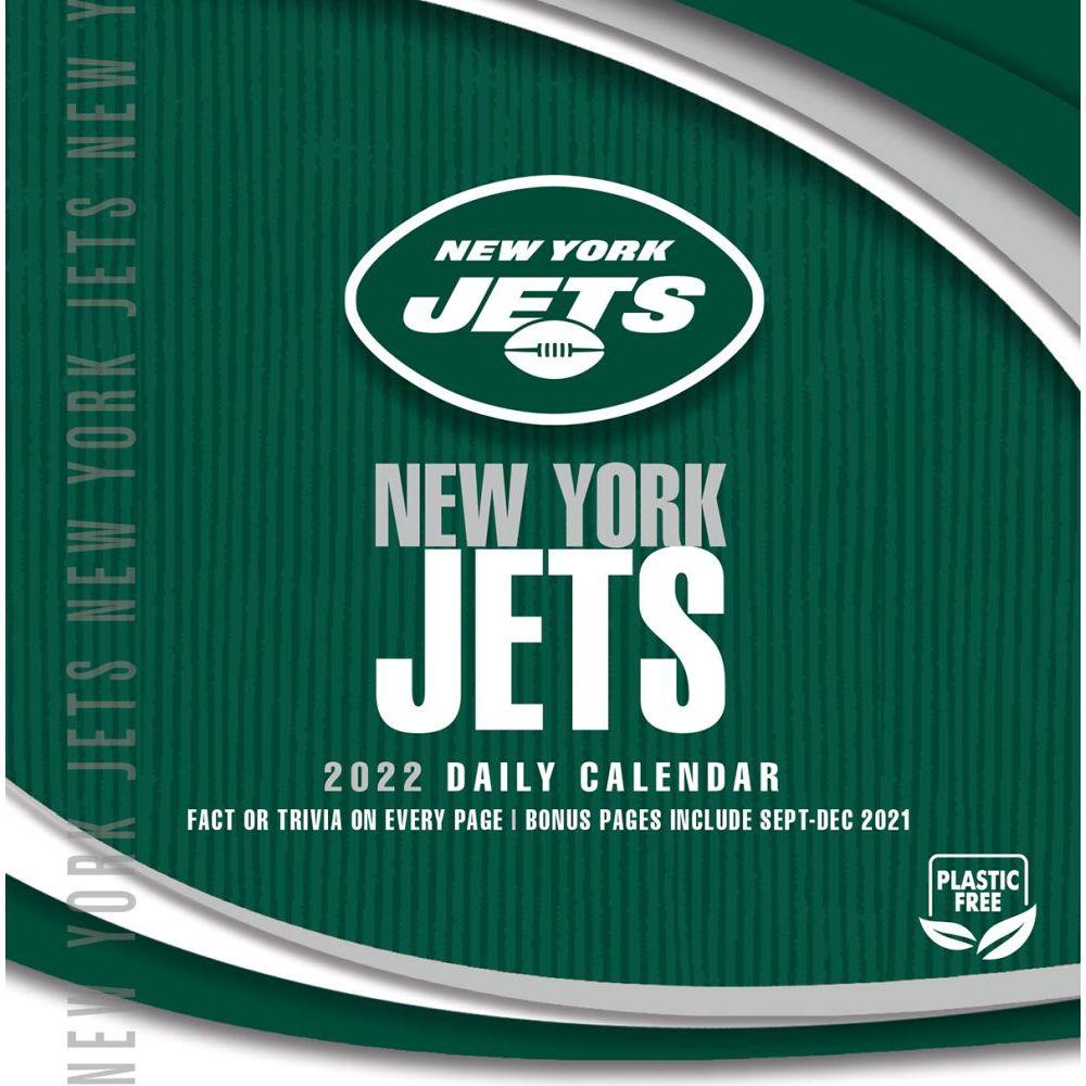New York Jets 2022 Desk Calendar