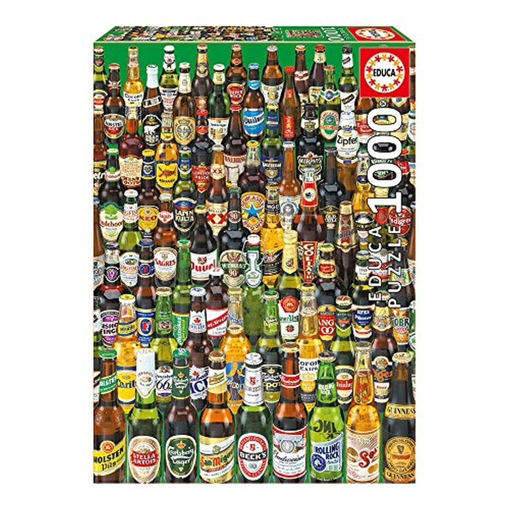 Best Beers 1000 Piece Puzzle You Can Buy