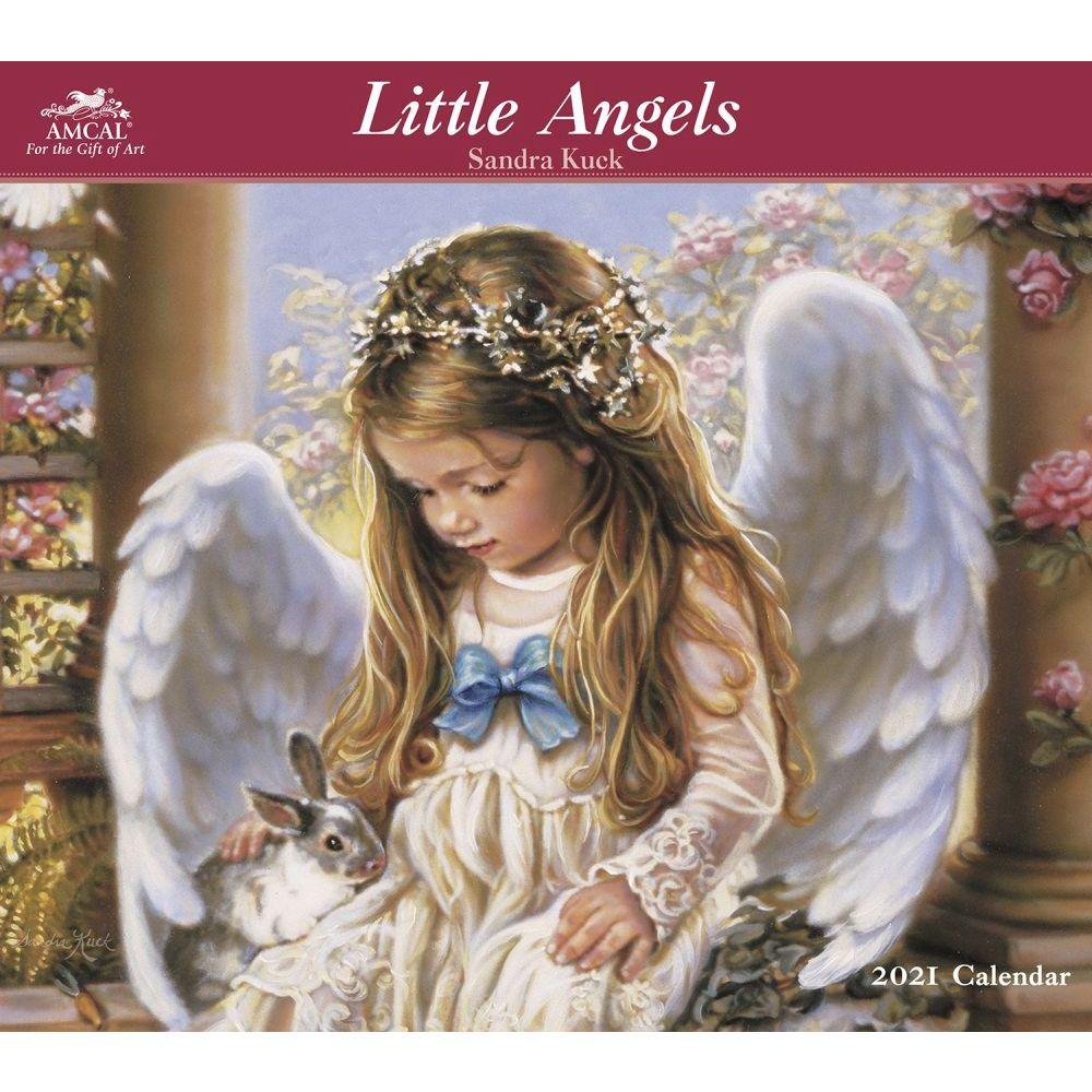 2021 Kuck Little Angels Wall Calendar