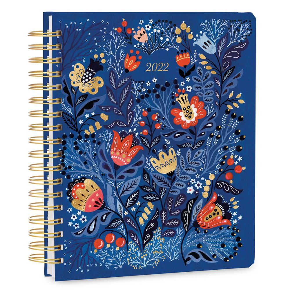 Dinaras Deluxe Hard Cover High Note 2022 Planner