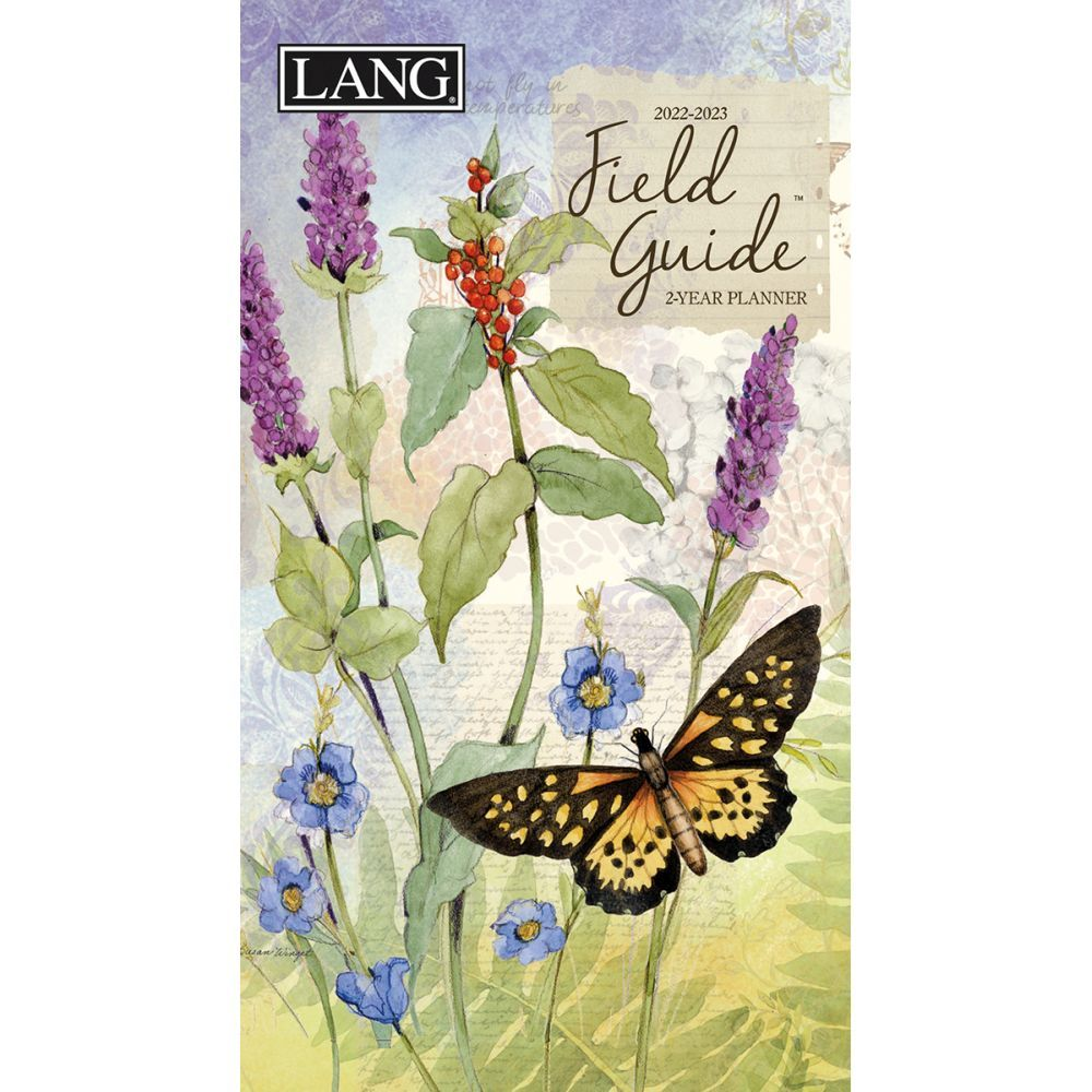 Field Guide 2022 Two Year Planner