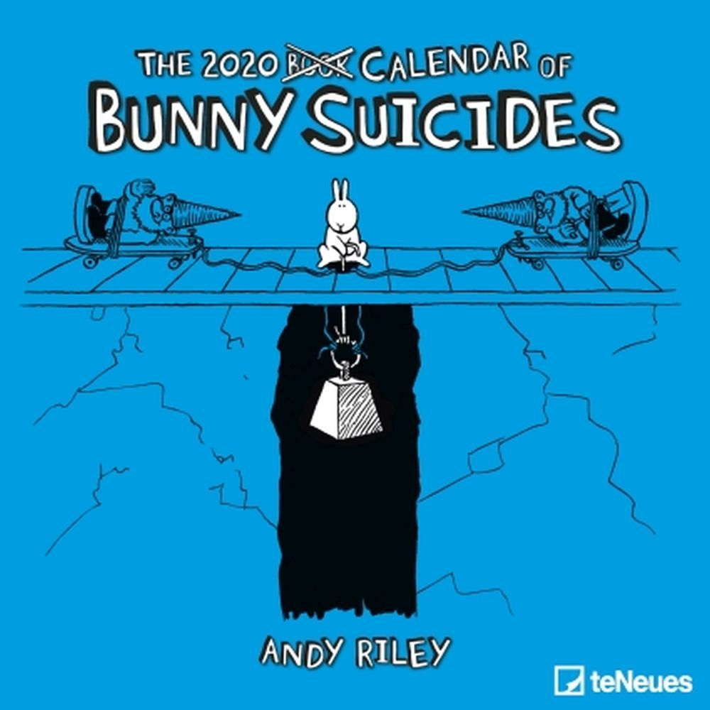 Bunny-Suicides-Wall-Calendar-1