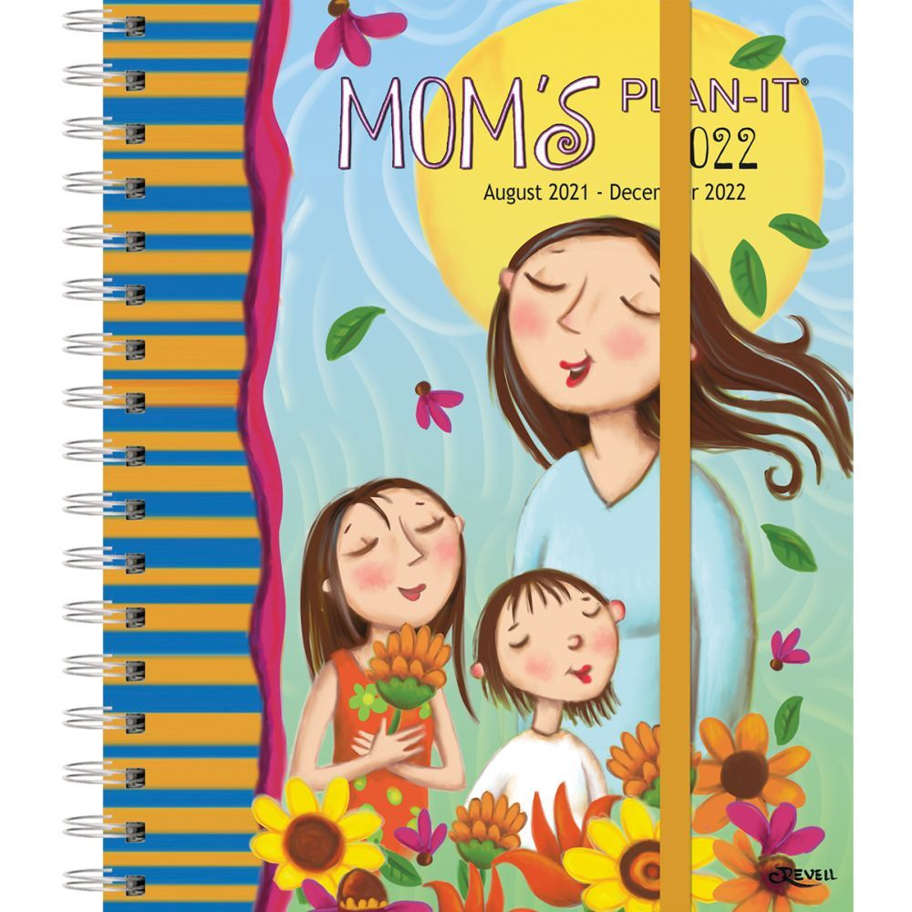 Moms Plan It 2022 Planner