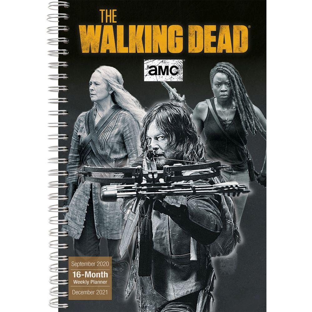 Walking Dead 2021 Planner Calendar