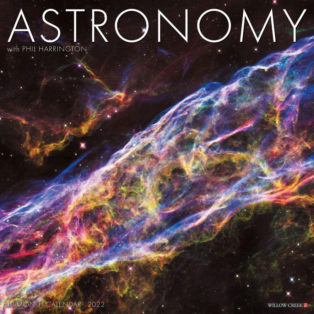 Astronomy 2022 Wall Calendar