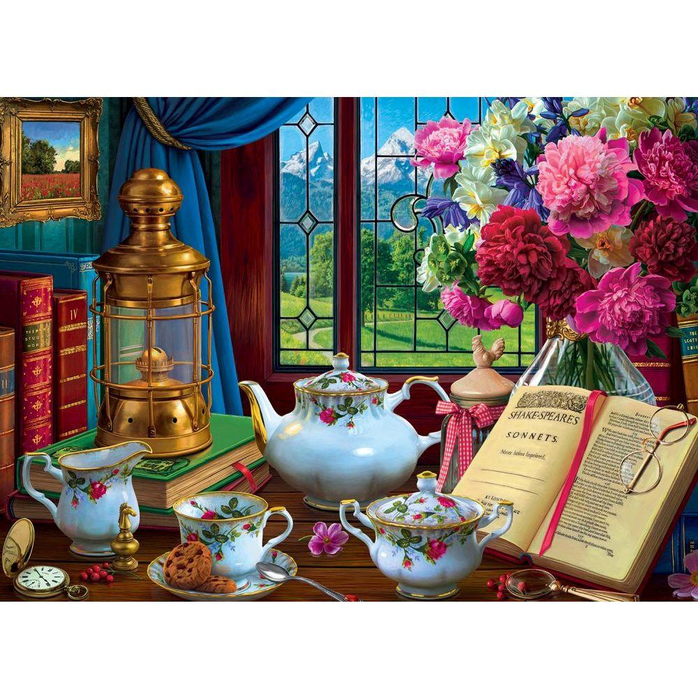 Best Tea Set 1000pc Puzzle You Can Buy