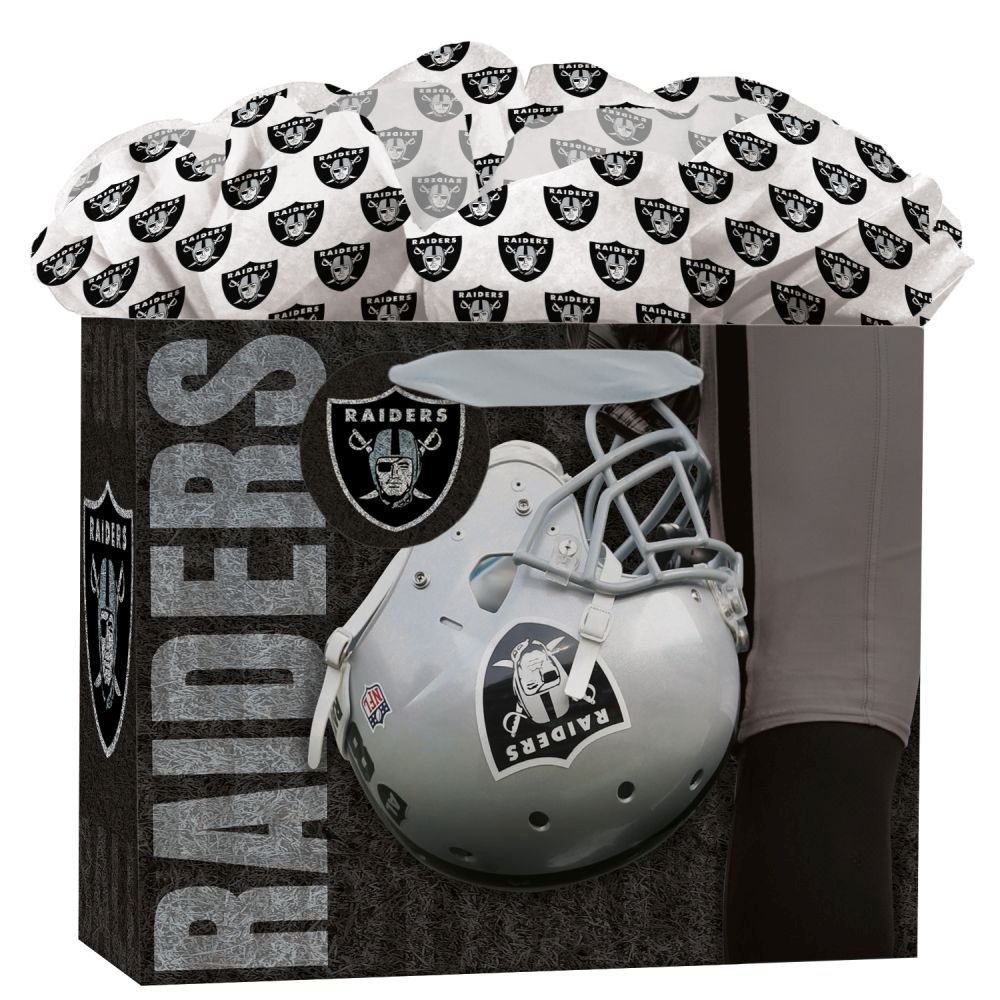 Oakland-Raiders-(Medium)-Gogo-Gift-Bag-1