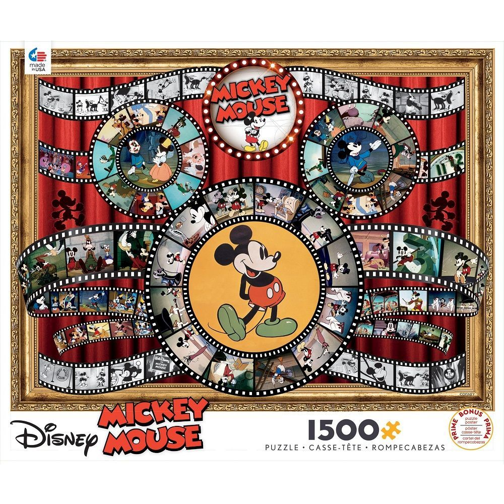 Best Disney 1500pc Puzzle You Can Buy