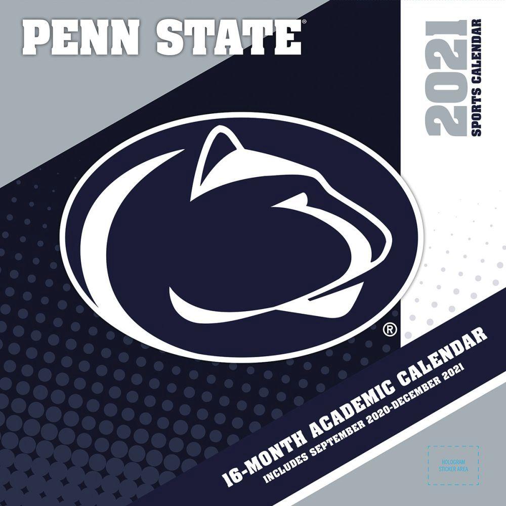 2021 COL Penn State Nittany Lions Mini Wall Calendar