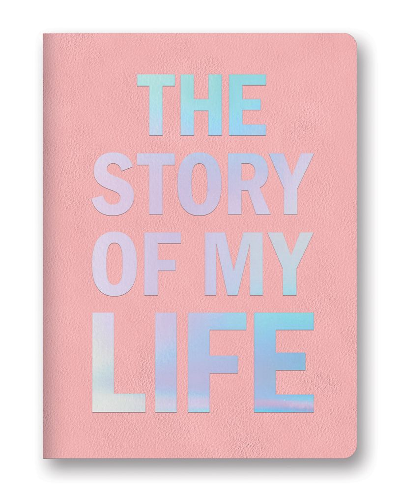 Story-of-My-Life-Lg-Holographic-Leatheresque-Notebook-1