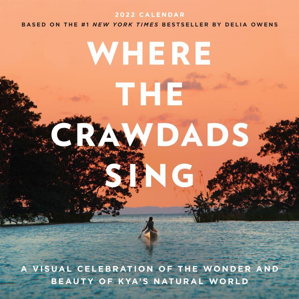 Where The Crawdads Sing 2022 Wall Calendar