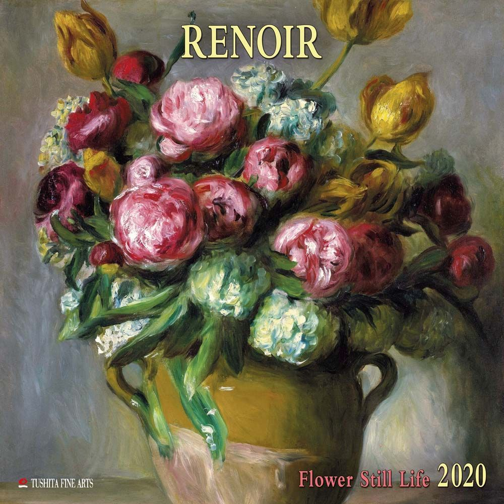 Pierre-Auguste Renoir 2021 Wall Calendar