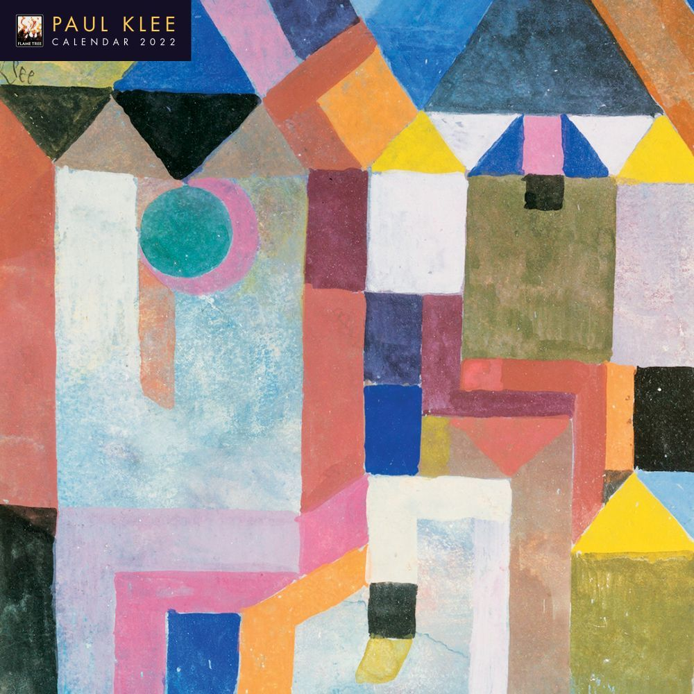 Paul Klee 2022 Wall Calendar