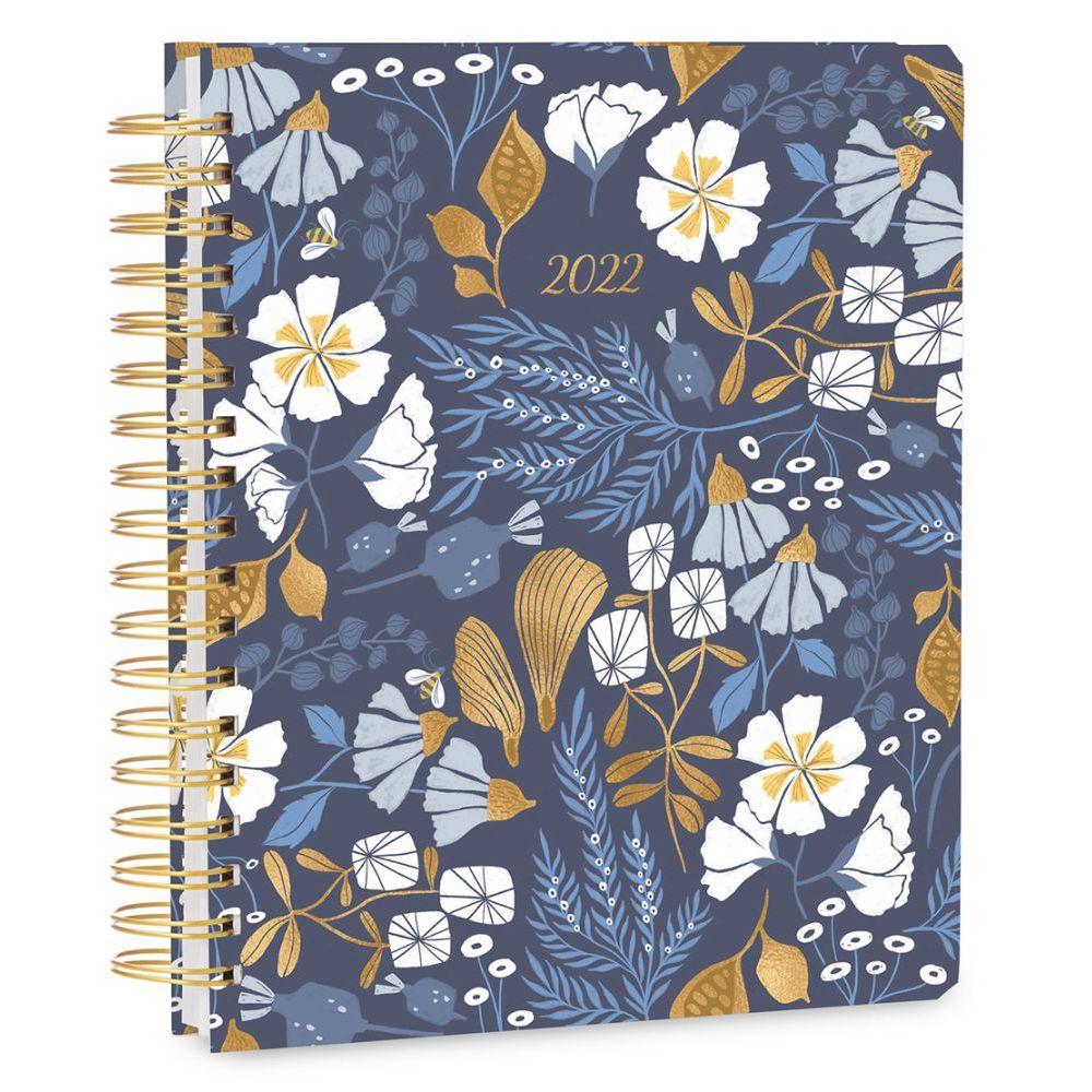 Garden Bee Deluxe Hard Cover High Note 2022 Planner