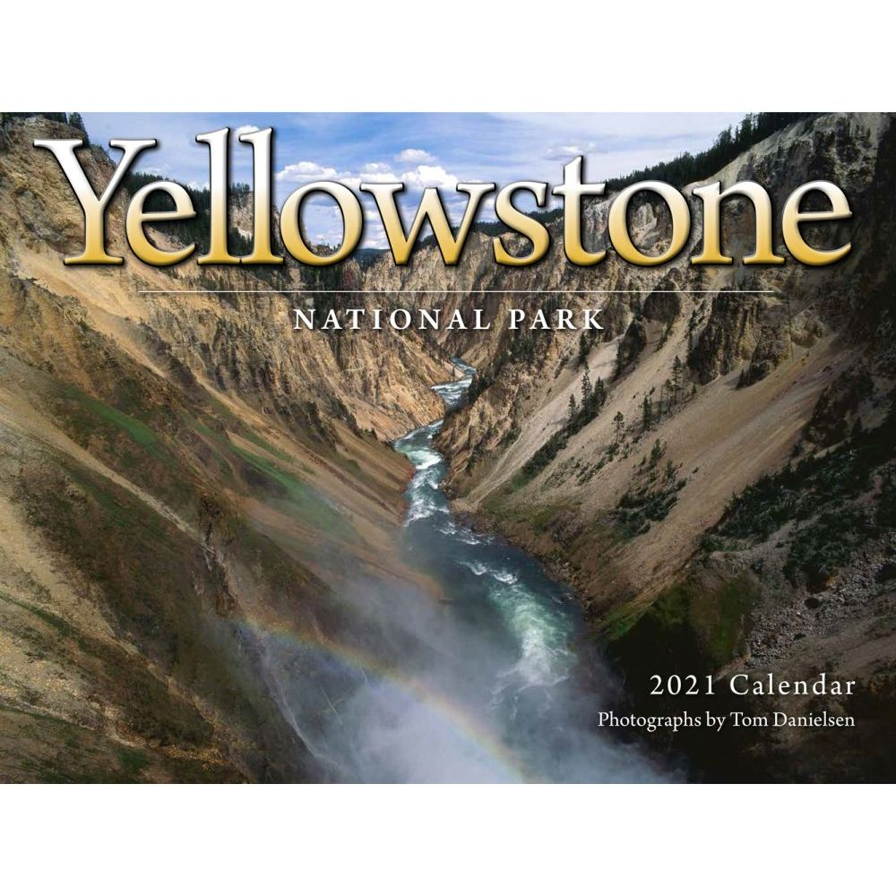 Yellowstone 2021 Wall Calendar