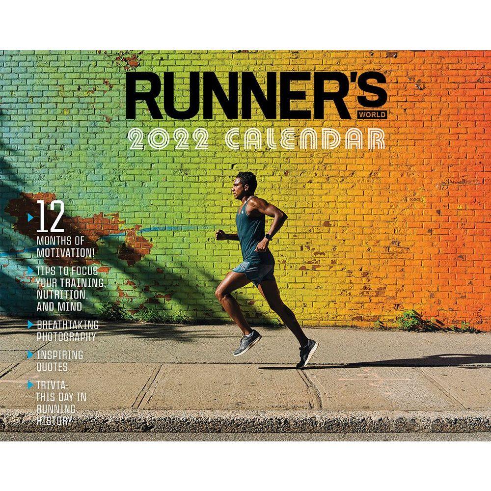 Runner's World 2022 Wall Calendar