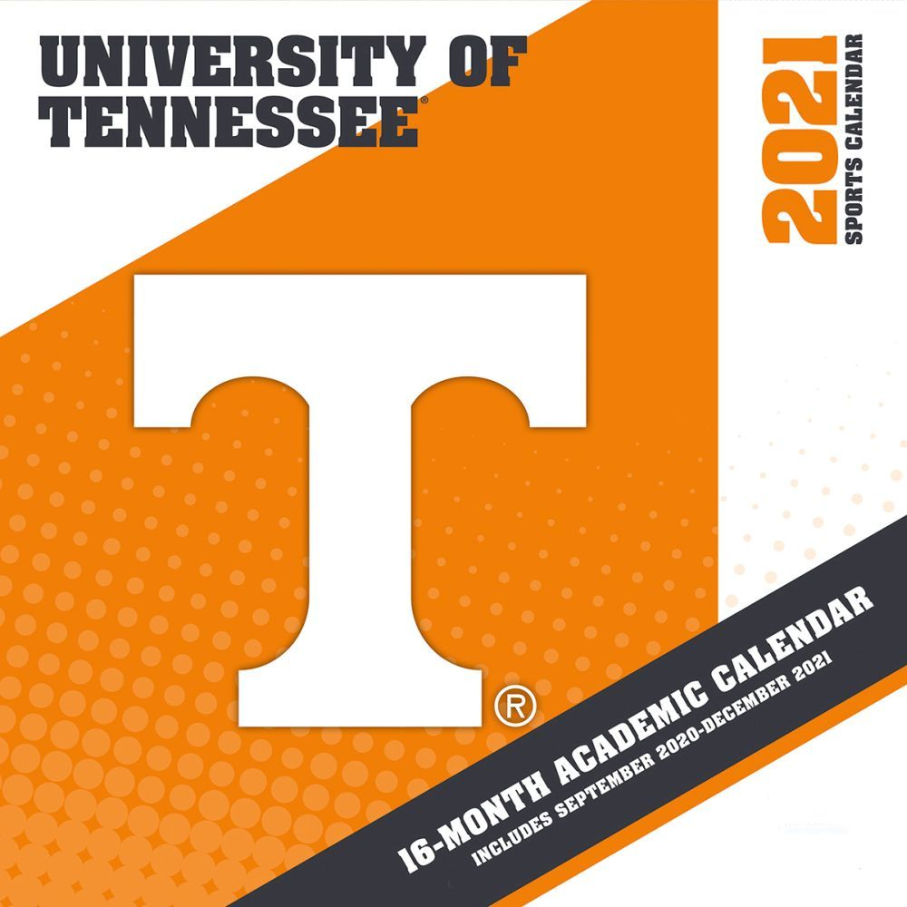 University Of Tennessee 2021 Calendar Background