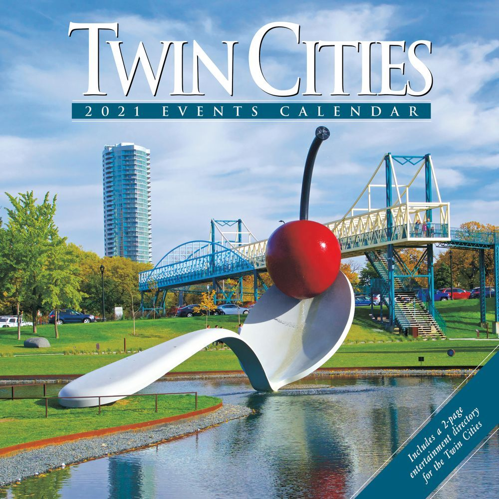Twin Cities Events 2021 Wall Calendar