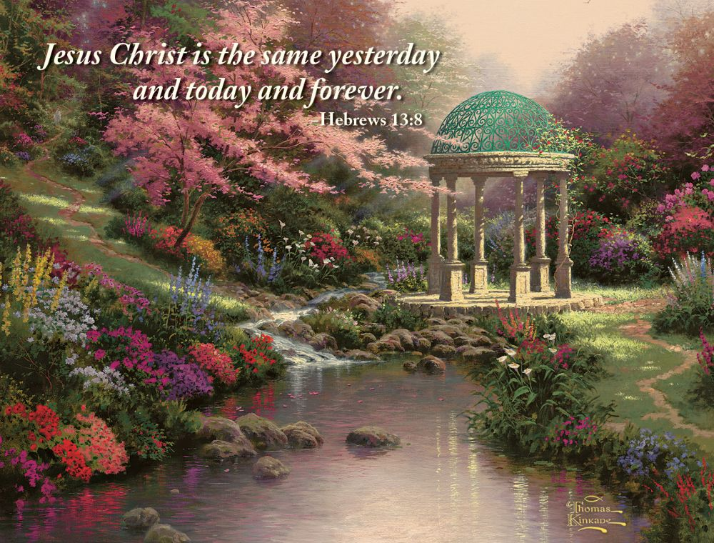 Garden-Serenity-Christ-Note-Card-Set-2