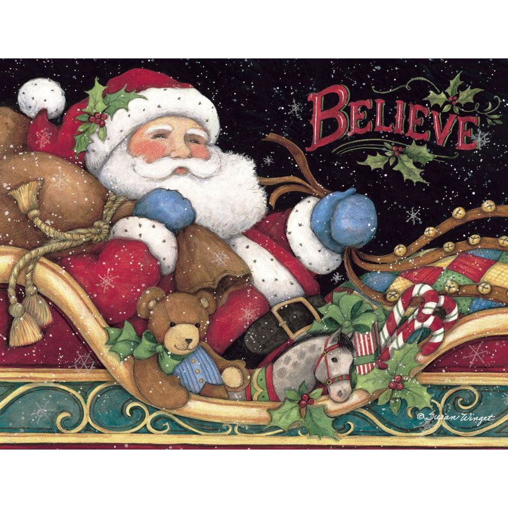 Believe-Santa-Boxed-Christmas-Card-1