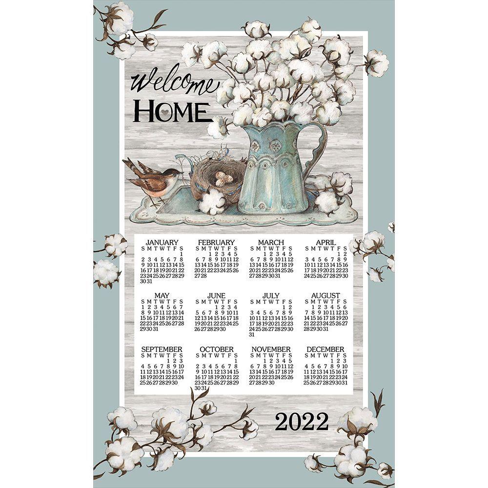 Cottonwood 2022 Kitchen Towel Calendar