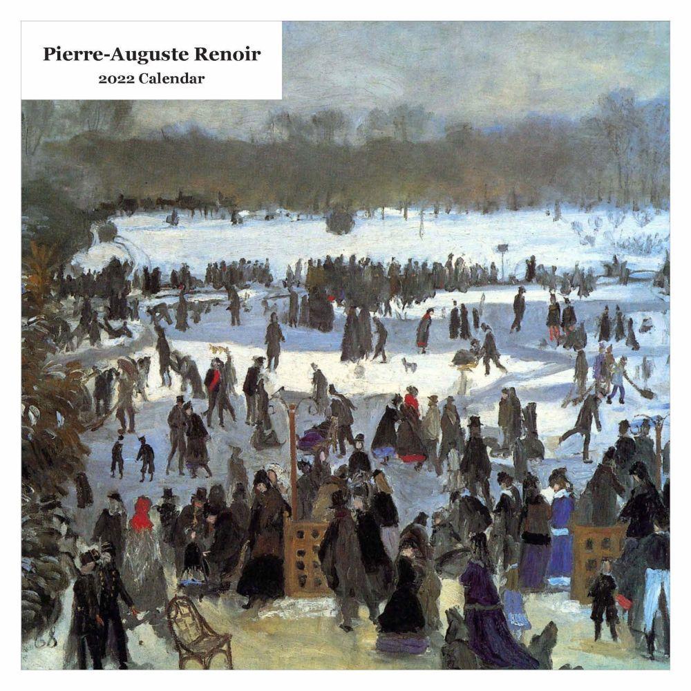 Pierre-Auguste Renoir 2022 Wall Calendar