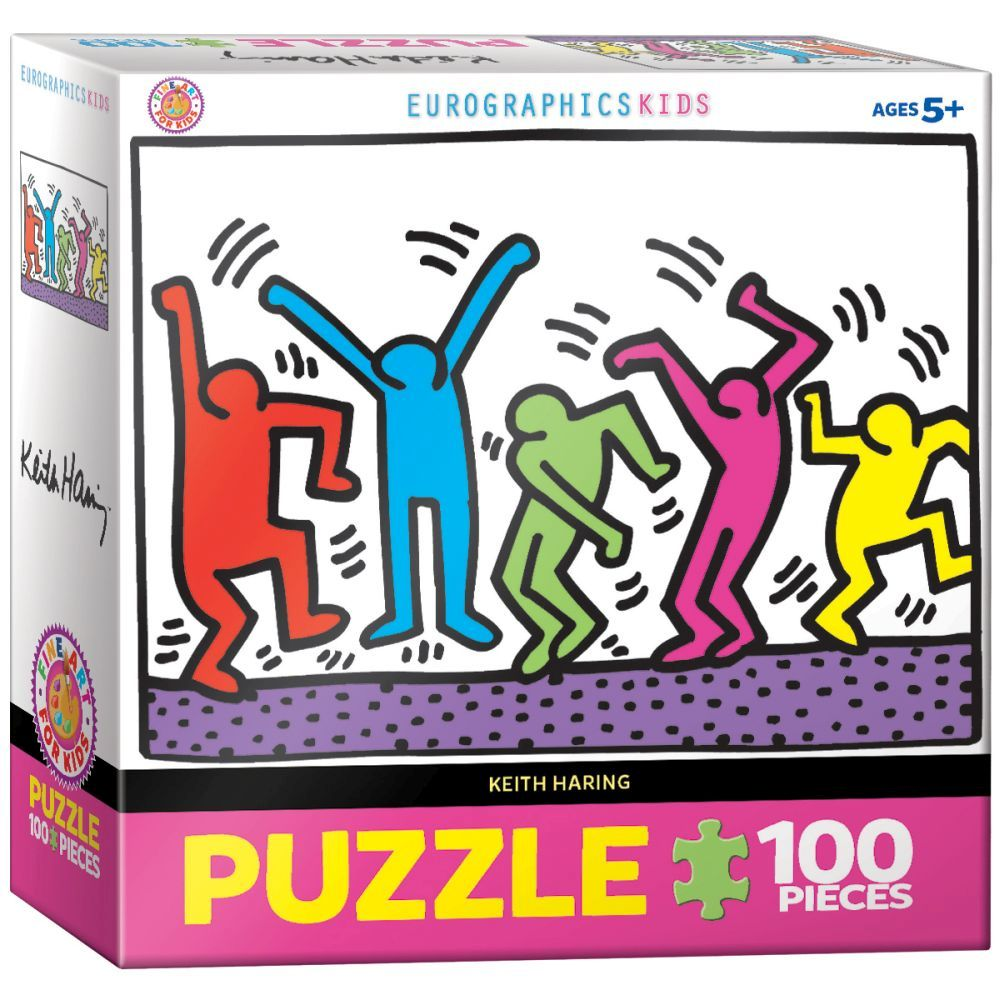 Best Dancing 100pc Puzzle You Can Buy
