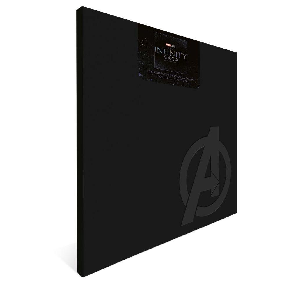 Marvel Infinity Saga Collectors Edition 2022 Wall Calendar