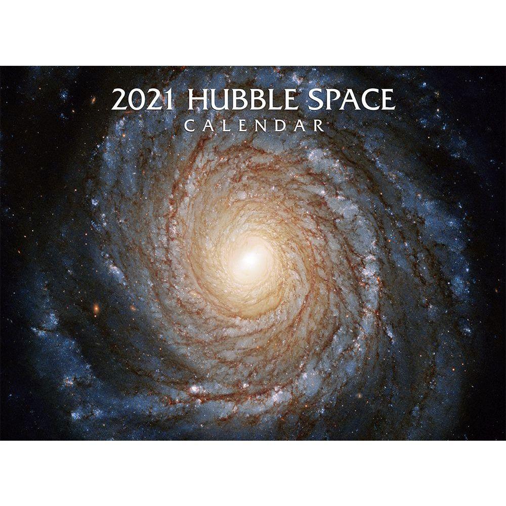 Deep Space 2021 Wall Calendar